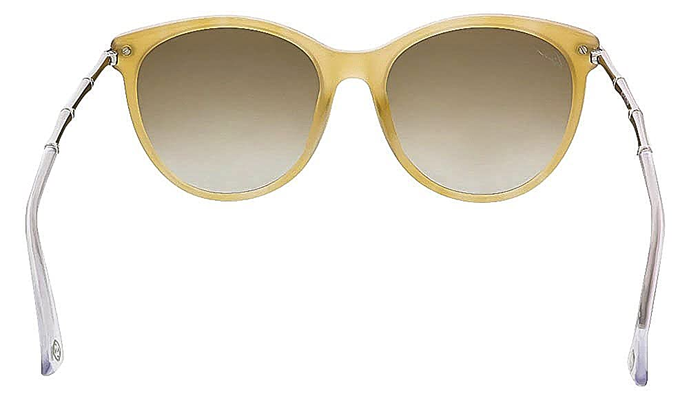 2aa33c4f42 Amazon.com  Gucci 3771 Women s Bamboo Temple Sunglasses  Clothing
