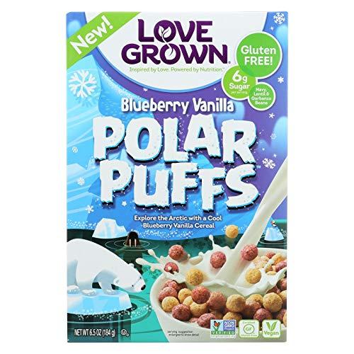 Lovegrown Cereal,Polar Puffs 6.5 Oz (Pack Of - Polar Puff