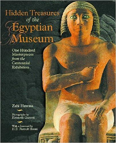 Book HIDDEN TREASURES OF EGYPTIAN MUSEU
