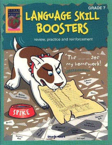 Language Skill Boosters - Language Skill Boosters, Grade 7