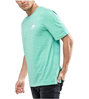 1d83329f6ba6 Nike Men s M Nsw Av15 Knit Short Sleeve Top