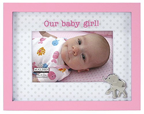 Malden International Designs Memories Our Baby Girl Shadowbo