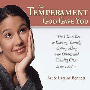 The Temperament God Gave You Audiobook
