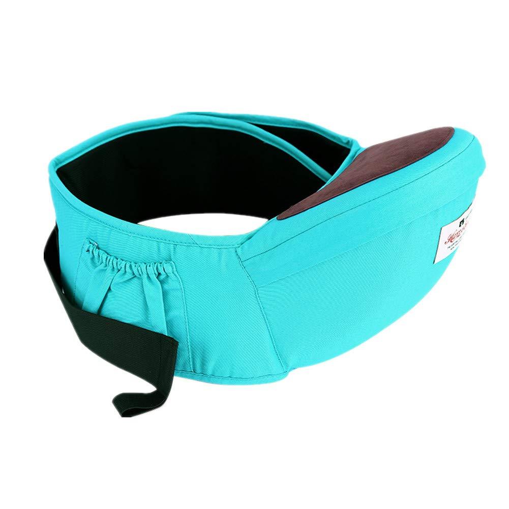 Sunzit Portador de beb/é ergon/ómico de Hipseat Asiento del Taburete de la Cintura para llevar a ni/ños Peque/ños del Beb/é Portabebes Asiento