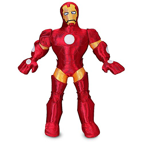Disney Iron Man (Marvel Iron Man Plush Doll - 14 1/2 Inch)