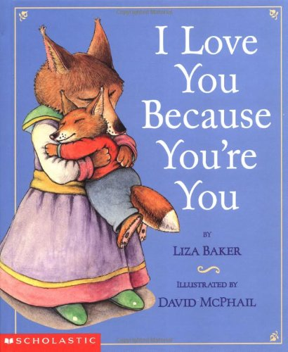 Read Online I Love You Because You're You pdf epub