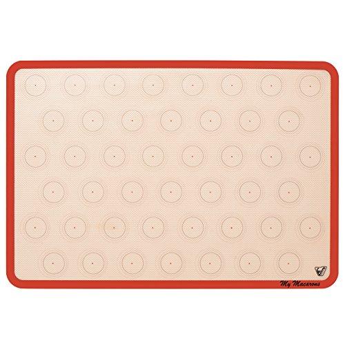 Silicone Macaron Baking Mat Professional product image