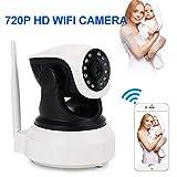 Top Home Dec 720P Security Network CCTV IP Camera Night Vision WIFI Webcam