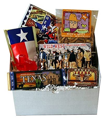 Amazon.com : Texas Food Gift Baskets : Gourmet Snacks And Hors ...
