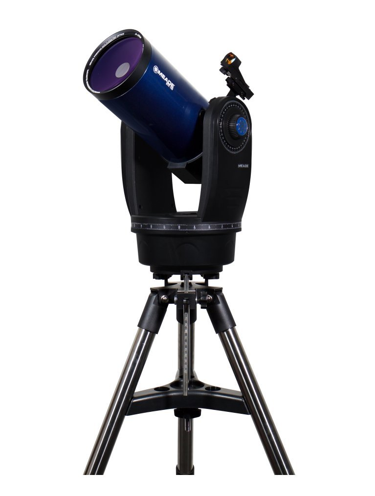 auto tracking telescope