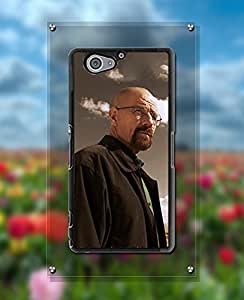 Breaking Bad Season 1 Sony Z2 Compact Funda Case, TV Creative Design Scratch Resistant Protective Funda Case Cover For Sony Xperia Z2 Compact - By Findaddidase (Only For Sony Z2 Compact)