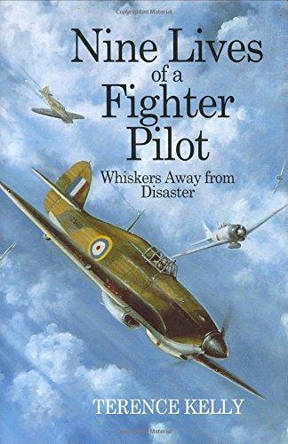Read Online Nine Lives of a Fighter Pilot pdf