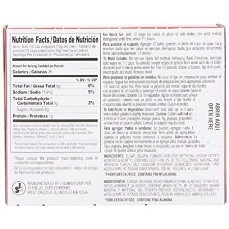 Amazon.com : Royal Bilingual Gelatin, Fat Free Dessert Mix, Pineapple (12 - 2.8 oz Boxes) : Gelatin Dessert Mixes : Grocery & Gourmet Food