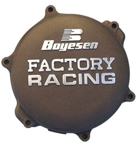 (Boyesen CC-02M Magnesium Factory Racing Clutch Cover)