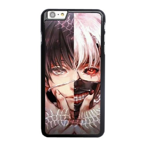 Coque,Apple Coque iphone 6 6S plus (5.5 pouce) Case Coque, Generic Tokyo Ghoul Sun Cover Case Cover for Coque iphone 6 6S plus (5.5 pouce) Noir Hard Plastic Phone Case Cover