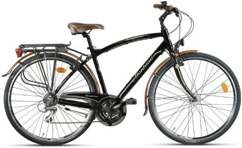 Montana 1930-M - Bicicleta para Hombre, Cuadro 52 cm, Color Negro ...