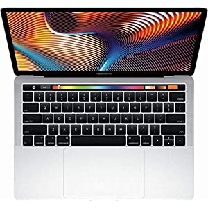 """Best Epic Trends 51RXMDmzHAL._SS300_ Apple 13"""" MacBook Pro, Retina, Touch Bar, 3.1GHz Intel Core i5 Dual Core, 8GB RAM, 256GB SSD, Silver, MPXX2LL/A (Refurbished)"""