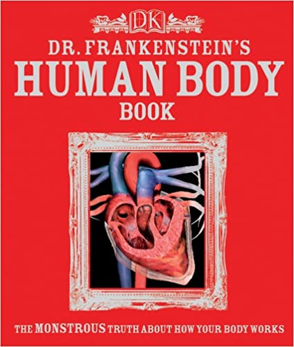 Dr Frankensteins Human Body Book