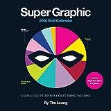 2016 Wall Calendar: Super Graphic