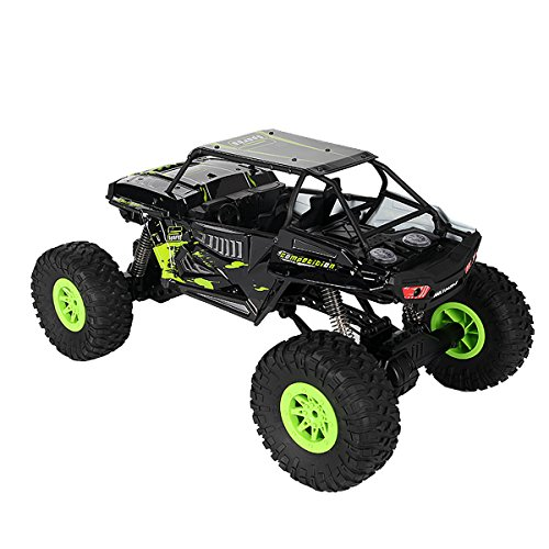(Costzon 1:10 4WD 2.4G Remote Control Monster Truck Off Road Buggy RC Racing Climbing Car)