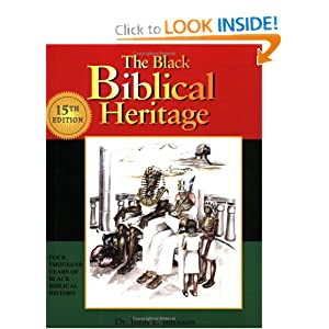 The Black Biblical Heritage John L. Johnson