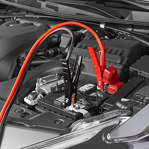 Buy jumper cables gauge difference