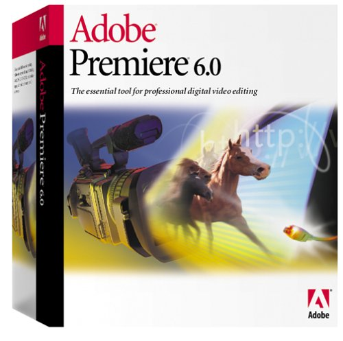 Upgrade Adobe Premiere - 6