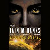 Surface Detail: A Culture Novel | Iain M. Banks