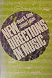 New Directions in Music, David Cope, 0697035565