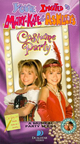 You're Invited to Mary-Kate & Ashley's Costume Party [VHS]]()