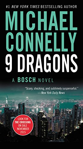Nine Dragons Harry Bosch Novel ebook product image