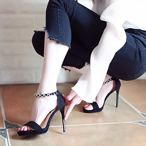 Europeo School Verano Bailes Zapatos a Verano Estilo Zapatos Pelotas los Boda de High de de de Moda Zapatos nuevos YMFIE qxgw6w