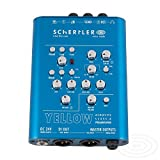 Schertler Yellow Single Channel Class A Preamp