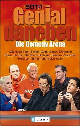 Genial Daneben Die Comedy Arena Mit Hugo Egon Balder Hella Von
