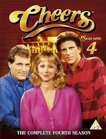 Cheers Season 4 Uk Import Amazonde Cheers Dvd Blu Ray
