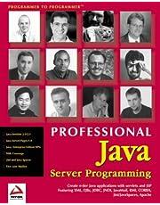 Professional Java Server Programming