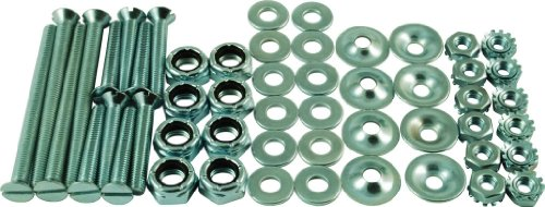 Skate Plate Mounting Kit for Roller Derby Skates for 7mm or 8mm Axles