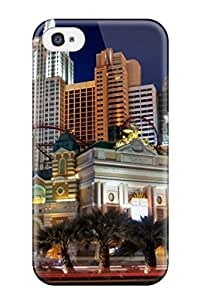 JessicaBMcrae Iphone 4/4s Well-designed Hard Case Cover New York Hotel Casino Protector