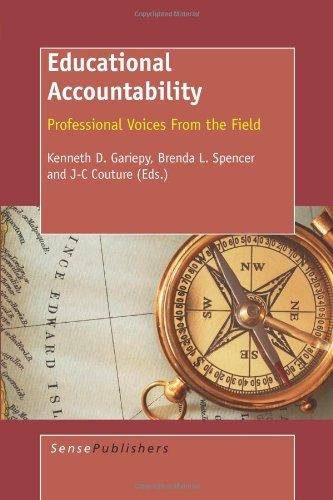 Download Educational Accountability: Professional Voices From the Field pdf