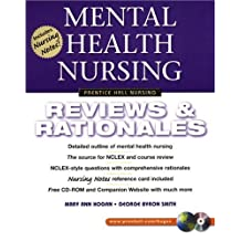 Mental Health Nursing: Reviews & Rationales