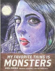 Set against the tumultuous political backdrop of late '60s Chicago, My Favorite Thing Is Monsters is the fictional graphic diary of 10-year-old Karen Reyes, filled with B-movie horror and pulp monster magazines iconography. Karen Reyes tries ...