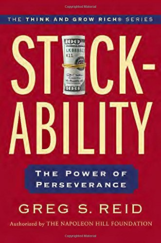 Stickability Power Perseverance Think Grow product image