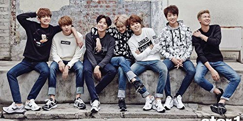 020 BTS K-pop 28x14 inch Silk Poster Aka Wallpaper Wall Decor By NeuHorris
