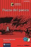 Piazza del panico: Compact Lernkrimi. Italienisch Grundwortschatz - Niveau B1