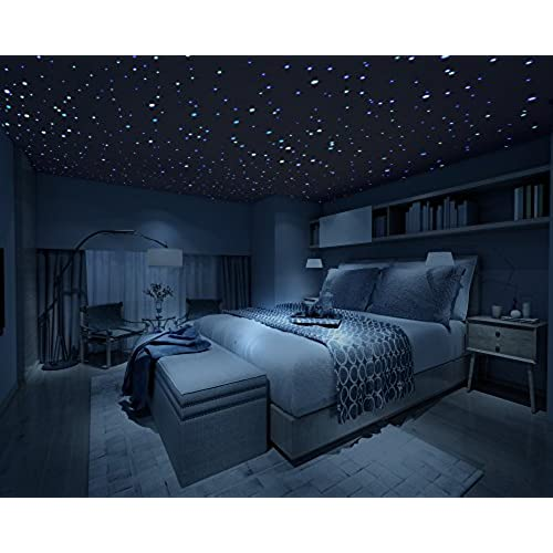 Glow In The Dark Room Decor Amazon Com