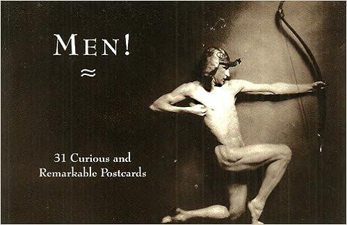 Best sellers eBook Men! 31 Curious and Remarkable Postcards PDF iBook 0811800504 by James Gardiner