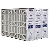3 X Trion Air Bear 255649-105 - Pleated Furnace Air Filter 16