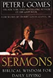 Sermons, Peter J. Gomes, 0688158749