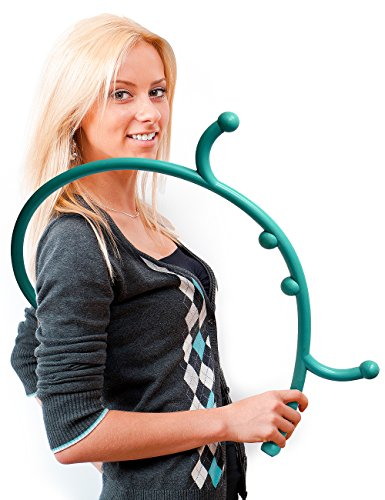 Sivan Health and Fitness Pressure Massage Cane