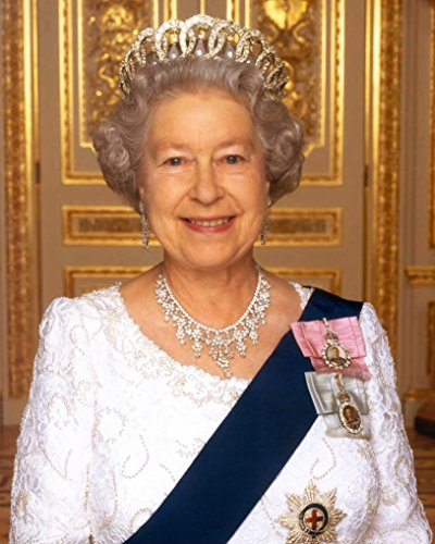 Queen Elizabeth ll 8 x 10 GLOSSY Photo Picture (Queen Elizabeth Photo)